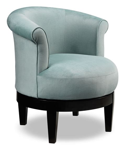 Swivel Accent Chair by Attica Swivel Accent Chair Aqua S