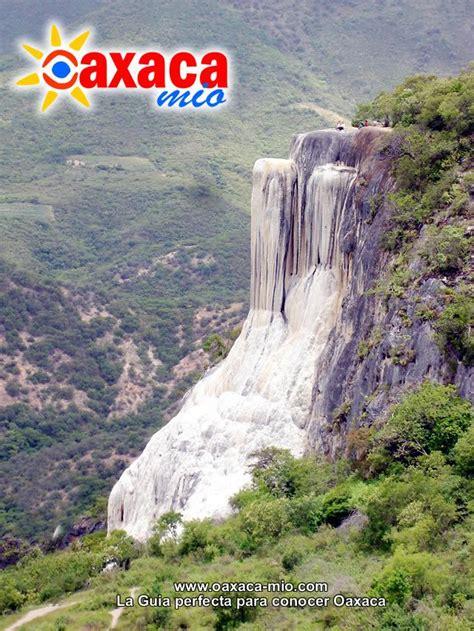 imagenes naturales de oaxaca cascadas de hierve el agua oaxaca ecoturismo y turismo