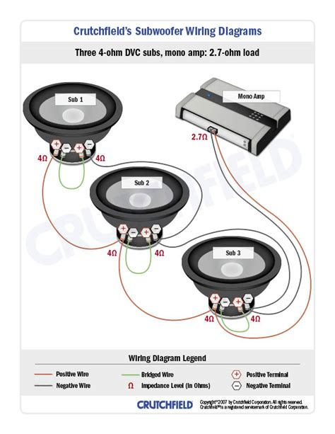 car sub and wiring diagram 3 alpine type r subwoofers car audio gps crutchfield forums