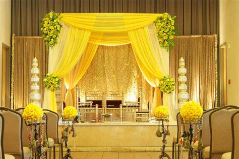 Simple Home Decoration For Engagement Simple Wedding Stage Decoration Ideas Siudy Net