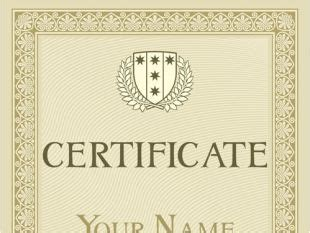 commonly certificate cover vector template free vector in common certification marks vector free vectors ui download
