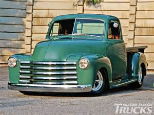 1951 chevy 3100 truck tale rod network