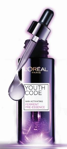 Loreal Youth Code Essence l or 233 al youth code essence review why fermented