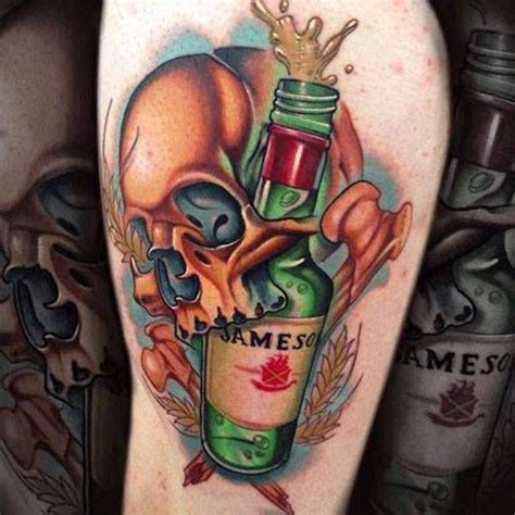 alcohol tattoo 239 best images about new school tattoos on
