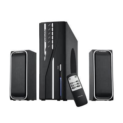 Baru Speaker Simbadda harga dan spesifikasi simbadda 2 1 speaker cst 6950n baru
