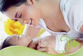 tips tetap cantik sehabis melahirkan