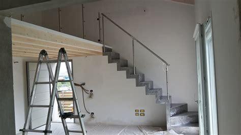 soppalchi per interni scala per interni in lamiera e soppalco in legno