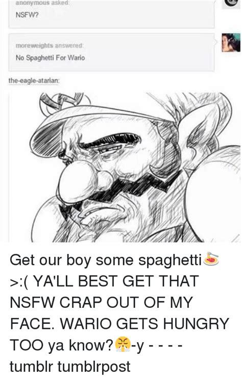 Nsfw Memes - 25 best memes about wario wario memes