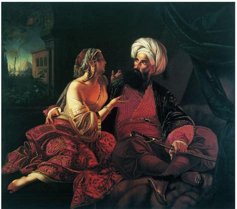 Harem ? late 1800