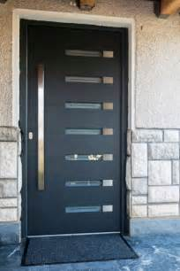 Modern Glass Front Door Modern Aluminum Front Entry Door Modern Front Doors New York By Ville Doors