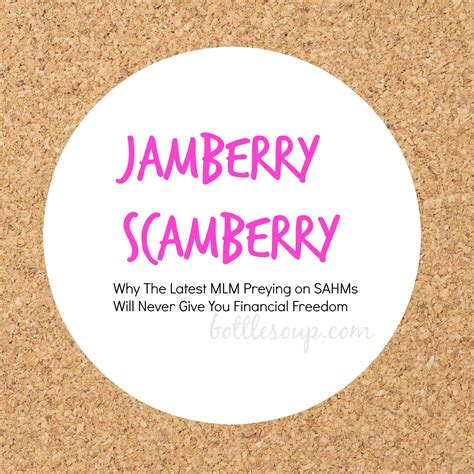 Jamberry Scamberry: Why The Latest MLM Preying on SAHMs