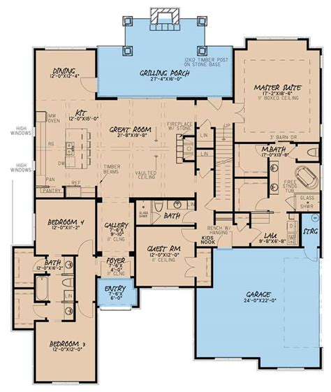 nelson design group home plans house plan 5073 aniston place nelson design group
