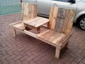 wood patio bench pallet wooden garden bench pallet furniture projects