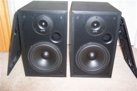 polk audio r20 bookshelf speakers for sale canuck audio mart