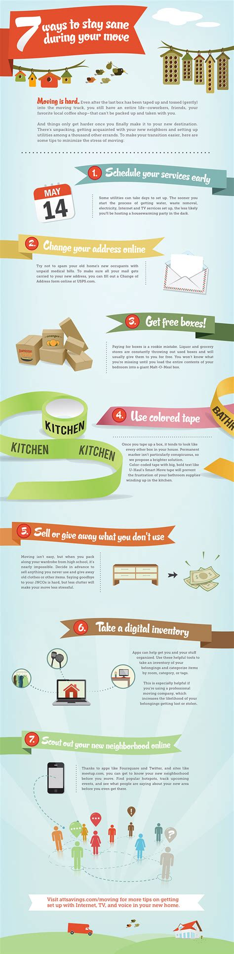 moving tips 7 best moving tips visual ly
