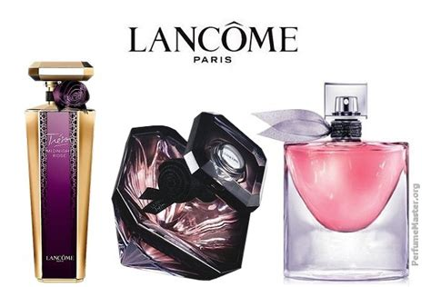 The New Of Lancome 3 by Fragrance News Lancome Perfume Collection 2015