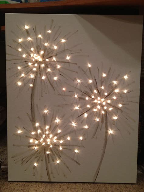canvas with led lights best 25 light up canvas ideas on