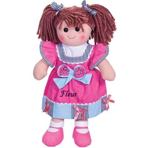 personalised rag doll uk personalised rag doll embroidered gifts