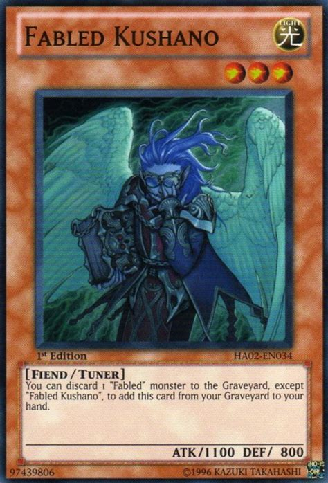 Yugioh The Fabled Catsith Original fabled kushano yu gi oh fandom powered by wikia