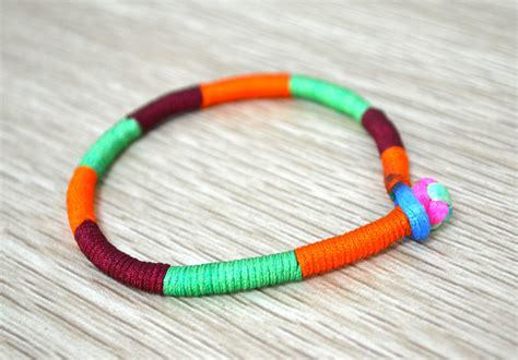 friendship bracelet colors wrap friendship bracelet family crafts