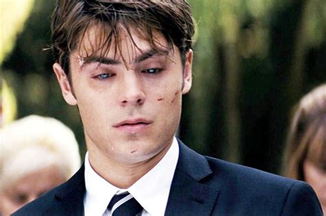 film zac efron le secret de charlie zac efron triste zoom cinema fr