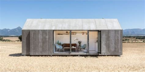 precast concrete houses advantages an austere