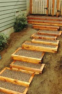 Wooden Stairs Design Outdoor Best 25 Outdoor Stairs Ideas On Landscape Steps Garden Steps And Garden Stairs