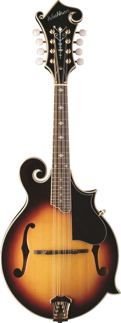 Gitar Mandolin washburn m3swk mandolin guitar with f style rosewood