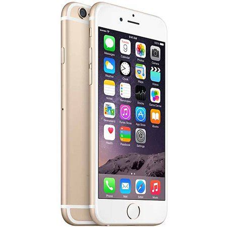 iphone 6 walmart talk apple iphone 6 16gb 4g lte prepaid smartphone walmart