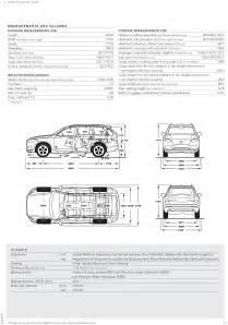 Dimensions Volvo S60 Volvo Xc90 2015 Pagina 4