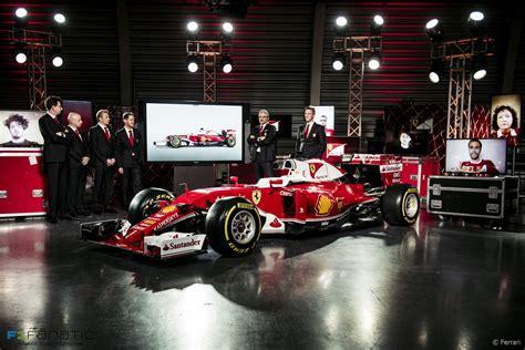 Ferrari F 16 H by Ferrari Sf16 H First Pictures Revealed 183 F1 Fanatic