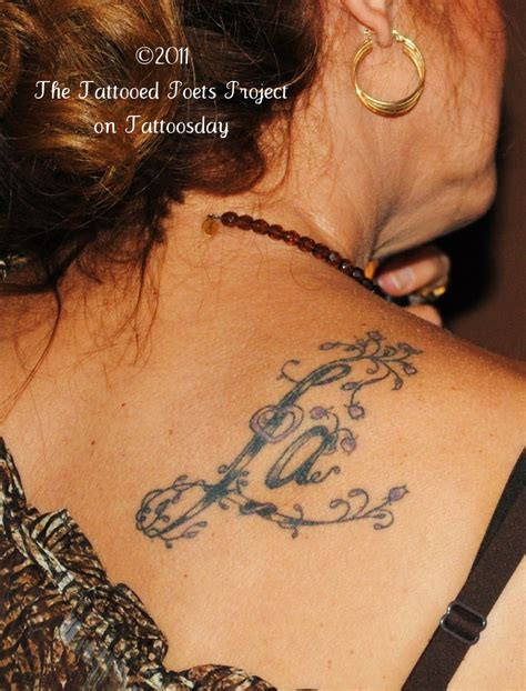 cross of lorraine tattoo bombay the tattooed poets project lorraine conlin