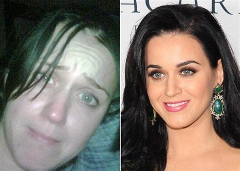 famous gossip sites katy perry w o make up celebrities pinterest without