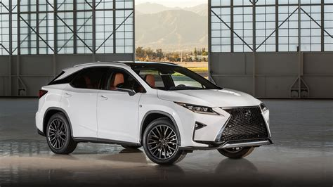 lexus sport 2016 2016 lexus rx 350 f sport wallpapers hd images wsupercars