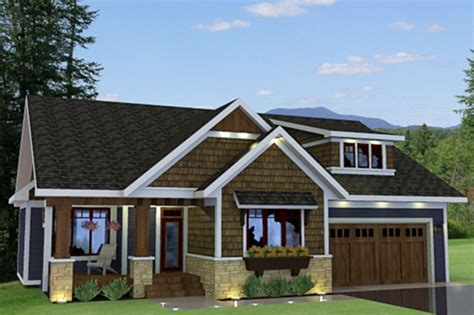 cottage bedrooms amazing ranch house plans ranch house craftsman style house plan 3 beds 2 baths 1807 sq ft