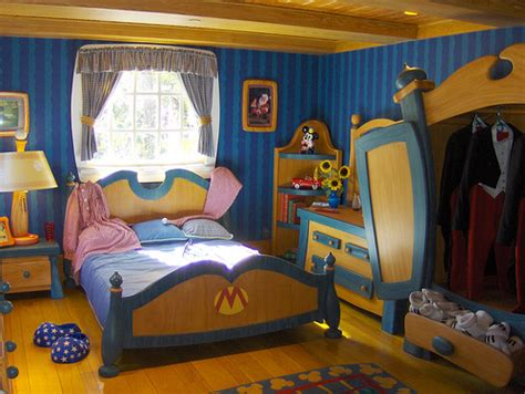 mickey mouse bedrooms mickey mouse s bedroom flickr photo sharing
