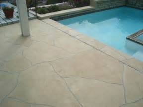 Texture crete texturecrete cool deck cool decking decorative