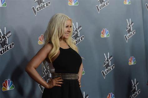 the voice 2013 season 4 premieres in one week video christina aguilera at the voice season 4 premiere 12