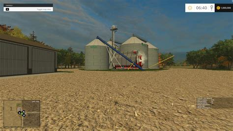 smallest city in us small town america v2 0 map farming simulator 2015 15 mod