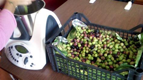 frantoio da casa come fare l olio d oliva in casa con il bimby test