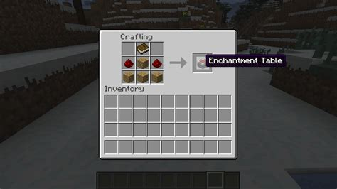 How To Build An Enchantment Table by Easy Enchanting Table 1 1 By Blockscraft Minecraft Mod