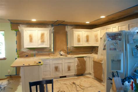 how to spray kitchen cabinets spray painting kitchen cabinets favorite places spaces