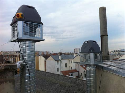 tourelle extraction cuisine nos r 233 alisations et photos ventilation extraction