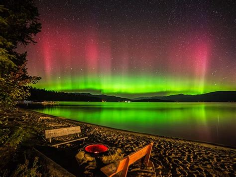 can you see the northern lights in maine when to see northern lights in usa my northern lights
