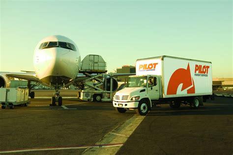pilot freight services seeks strategic partners transport intelligence