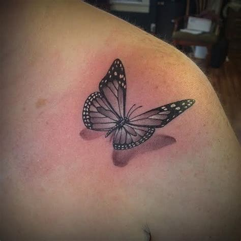 black and grey butterfly tattoo designs 50 amazing 3d butterfly tattoos