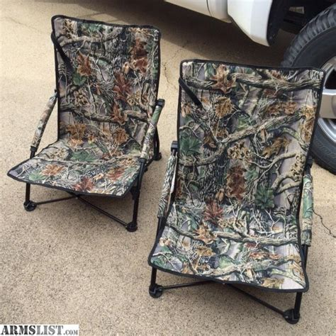 Turkey Lounger Folding Chair by Armslist For Sale 2 Cabelas Turkey Lounger Chairs