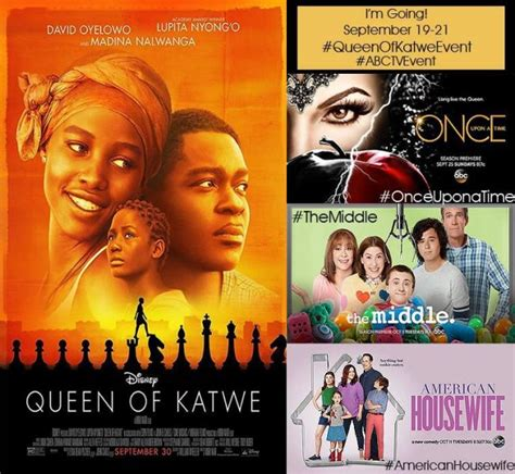 disney film queen of katwe i m heading back to la for the queenofkatweevent red