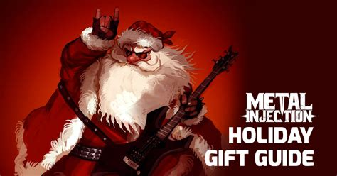 the definitive heavy metal holiday gift guide 2016 metal