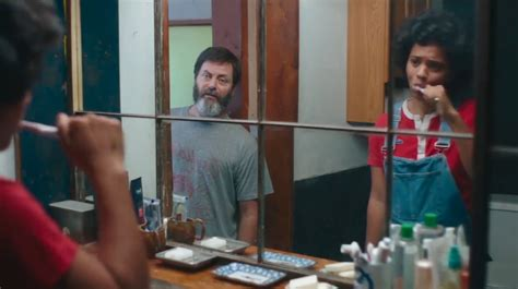 nick offerman record store nick offerman s hearts beat loud is the feel good indie
